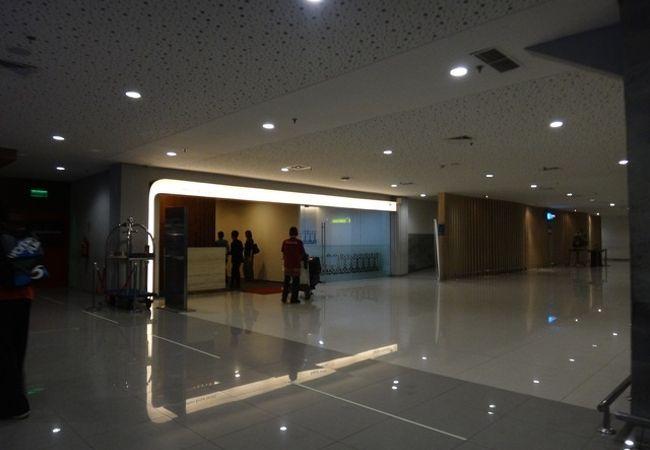 ガルーダインドネシア航空 プレミアムアライバルサービスラウンジ