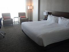 カルガリー エアポート マリオット インターミナル ホテル 写真
