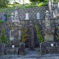 写真:尼子経久の墓