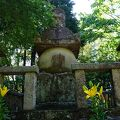 写真:堀尾吉晴の墓