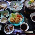 写真:お食事処 味波季