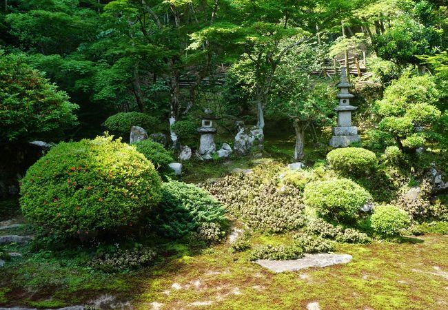 玉田寺庭園
