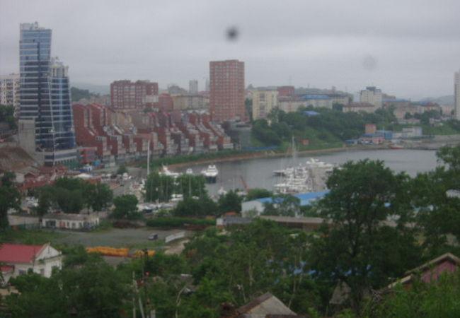 フョードロフ入江