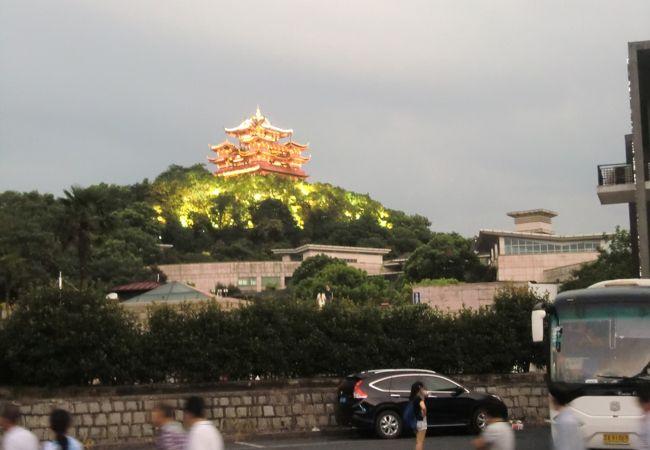 呉山天風 (呉山景区)
