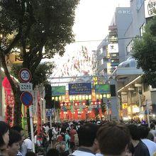 8日(土)夕方