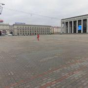 ベラルーシの赤の広場