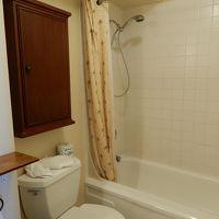 シャワー可動式が助かります