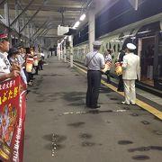 JR東日本クルーズトレイン・トランスイート四季島がやって来ます!