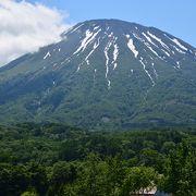 蝦夷の秀峰・後志羊蹄山