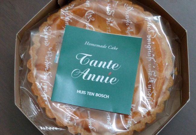 アニーおばさんのチーズケーキ