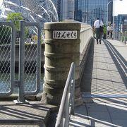 市道筑前橋筋に架かる橋