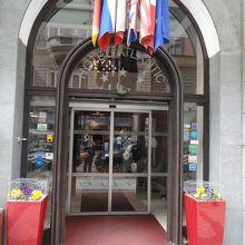 アトランティック ホテル
