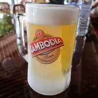 レストランのキンキンに冷えた生ビール