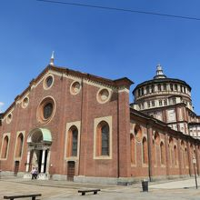 サンタ マリア デッレ グラツィエ教会
