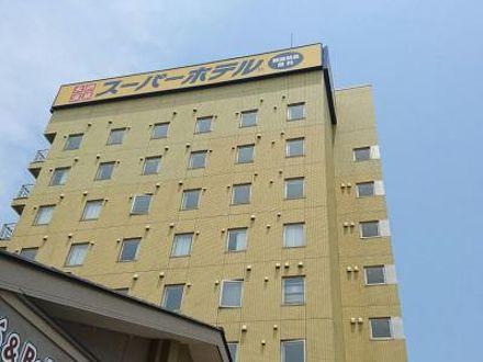 スーパーホテル新井・新潟 写真