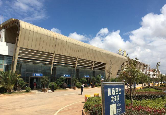 大理空港 (DLU)