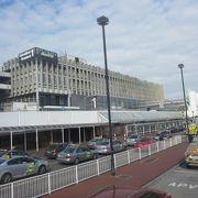 ターミナルが2つある点が成田と似ていると思いました