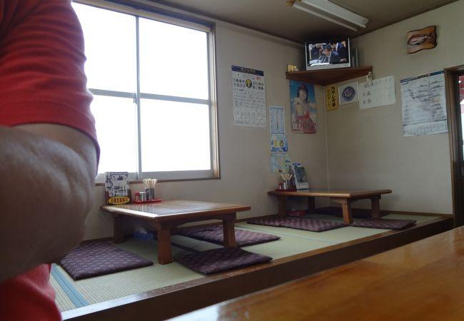 2017年07月 大洲市 拉麺 「福ちゃんラーメン 本店」