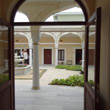 南米の地主の家