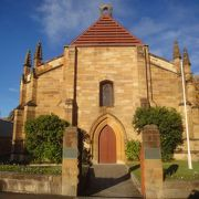 歴史的教会。