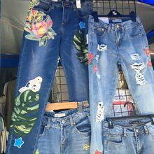 タイで流行りのジーンズ