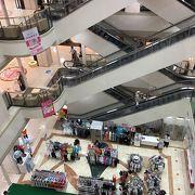 長崎市のショッピングモール
