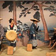 二川宿の史料館