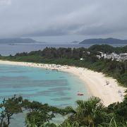 渡嘉敷島の人気ビーチ