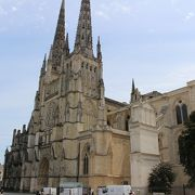 ボルドーで一番の大聖堂