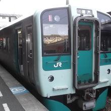 徳島→鳴門乗車列車