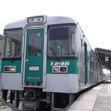 鳴門→池谷乗車列車