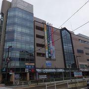 富山地方鉄道の駅ビル