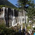 写真:九寨溝 諾日朗瀑布