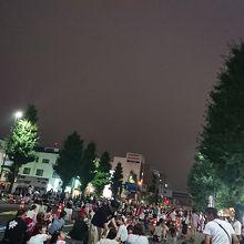 仙台七夕花火祭