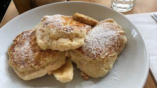 リコッターチーズのパンケーキ ビルズ