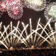 日本一の花火大会を見た