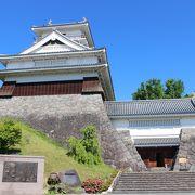 お城の内部は郷土の資料館