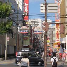 茨木阪急東商店会