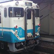 2017年6月10日現在、徳島16時30分発普通列車鳴門行きはキハ47系が使用されていました