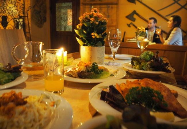 クロスターシュテューブレ レストラン