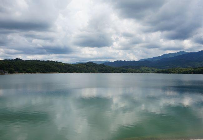 日本最大のため池です