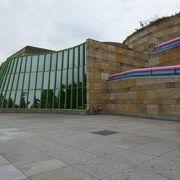 普通の美術館