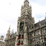 ミュンヘン観光の中心地