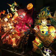 万燈祭(愛知県刈谷市)