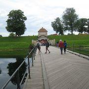 コペンハーゲンのカステレット要塞