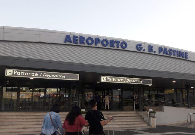 チャンピーノ空港 (CIA)