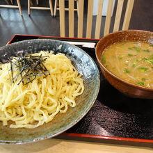 家内が注文したつけ麺(?)