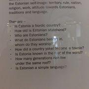 エストニア人とは何?