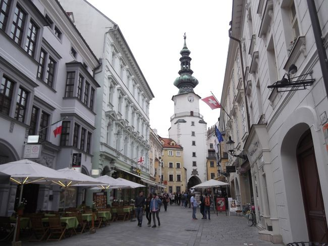 ブラチスラバ旧市街