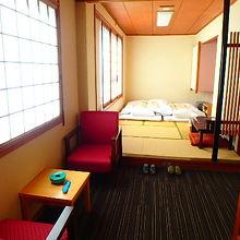 シングルルーム?って感じの部屋でした。